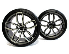 VWR R360 ALLOY WHEELS
